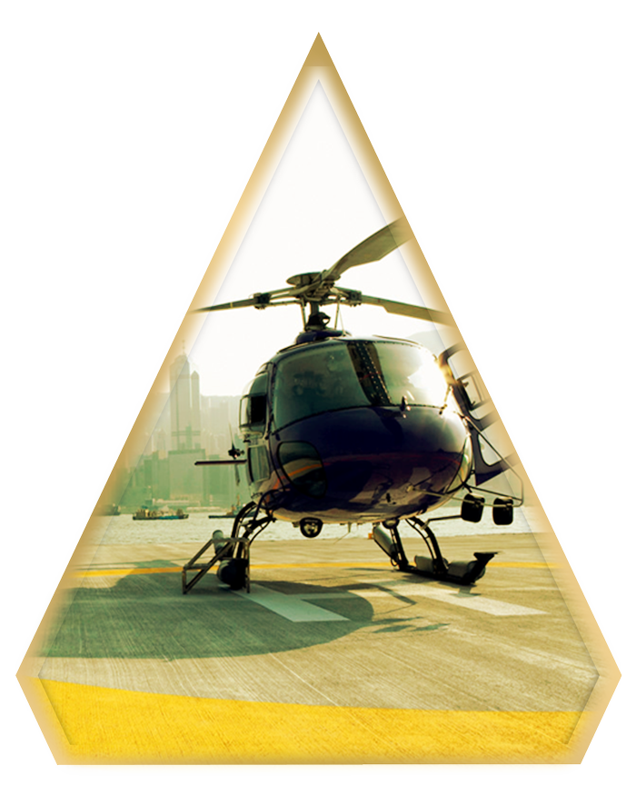 Helicopter Charters - ETA Executive Services